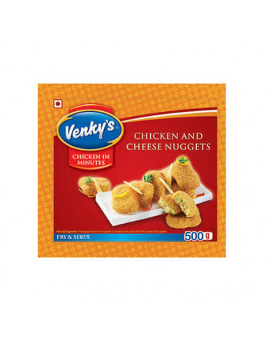 Venkys Chicken Cheese And Onion...