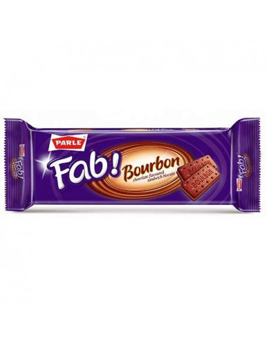 Parle fab bourbon biscuits 150gm