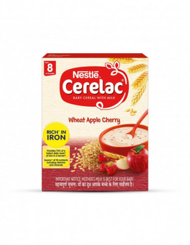 Nestle Cerelac Baby Cereal With Milk...