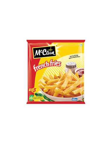 Mc Cain French Fries 750g + Free...