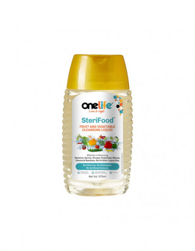 Onelife SteriFood Fruit And Vegetable...