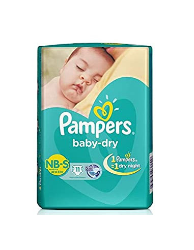 Pampers Baby Nb -11 Pants L
