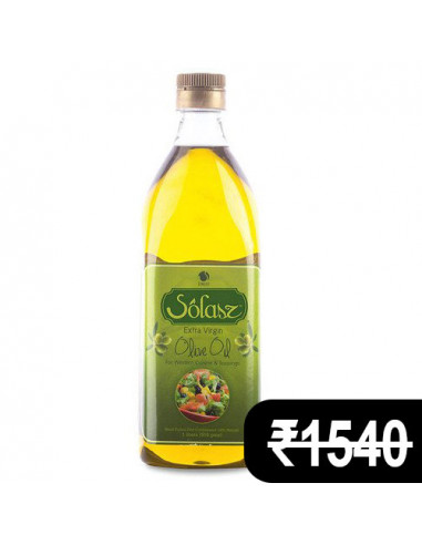 Solasz Extra Light Olive Oil 1Ltr