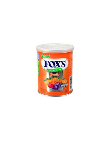 Foxs Crystal Fruits Flavour 180gm