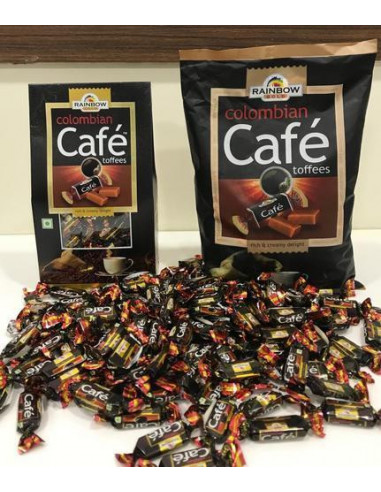 Rainbow Colombian Cafe Toffees 370gm