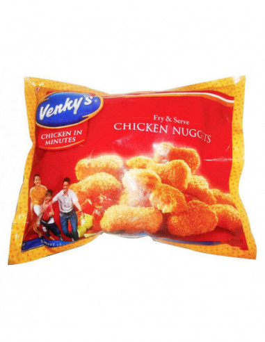 VENKYS CHICKEN CHEESE NUGGETS 500GM