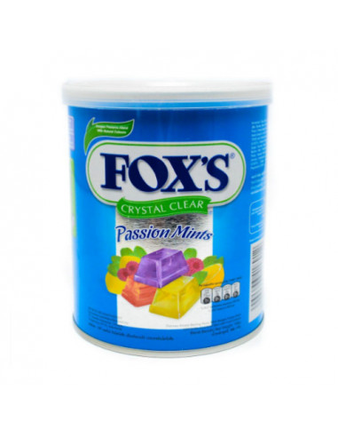Foxs Crystal Clear Passion Mints...