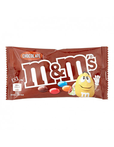 M & M CHOCOLATE CANDY TOFFEE 45GM
