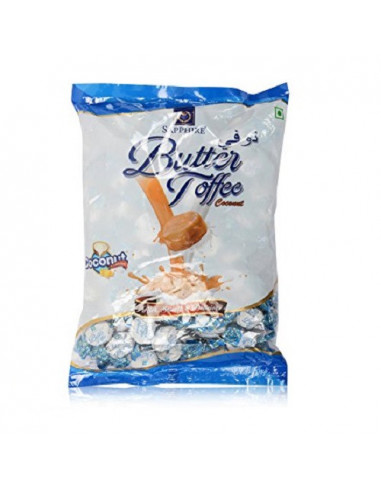 Sapphire Butter Toffee Coconut 650g